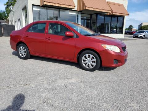 2009 Toyota Corolla for sale at Ron's Used Cars in Sumter SC