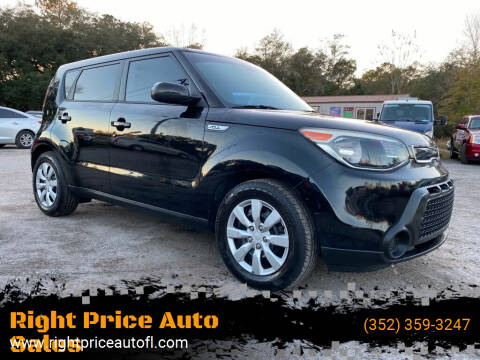 2015 Kia Soul for sale at Right Price Auto Sales in Waldo FL