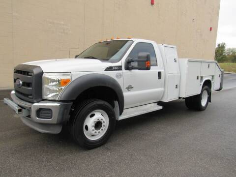 2012 Ford F-550 for sale at Truck Country in Fort Oglethorpe GA