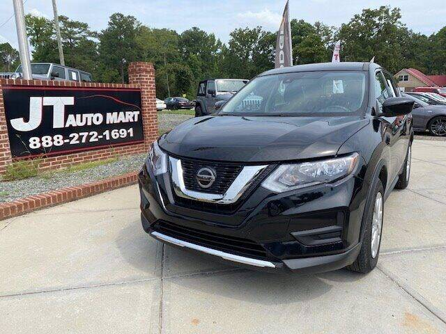 2020 Nissan Rogue for sale at J T Auto Group in Sanford NC