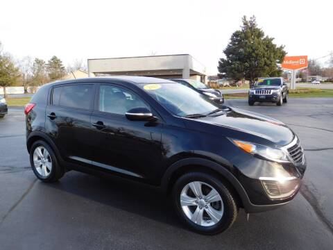 2013 Kia Sportage for sale at North State Motors in Belvidere IL