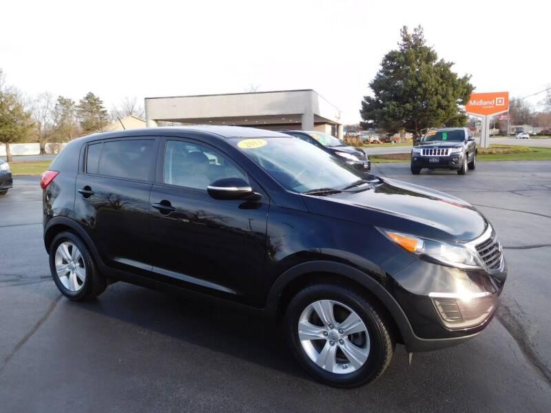 2013 Kia Sportage for sale at North State Motors in Belvidere IL