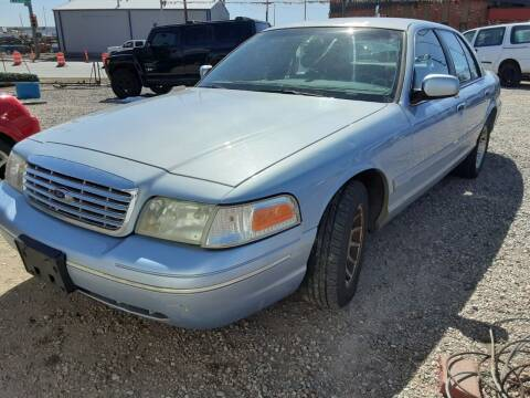 2000 Ford Crown Victoria for sale at DK Super Cars in Cheyenne WY