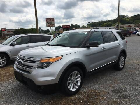 2012 Ford Explorer for sale at Wholesale Auto Inc in Athens TN
