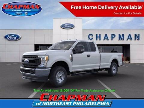 2020 Ford F-250 Super Duty for sale at CHAPMAN FORD NORTHEAST PHILADELPHIA in Philadelphia PA