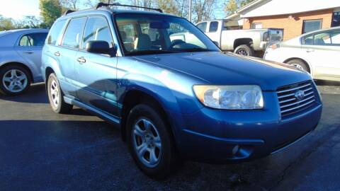 2007 Subaru Forester for sale at Guidance Auto Sales LLC in Columbia TN