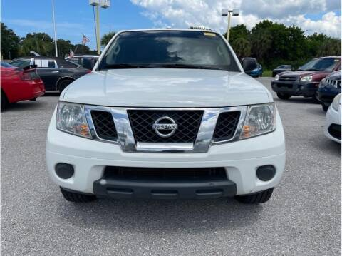 2016 Nissan Frontier for sale at My Value Car Sales in Venice FL