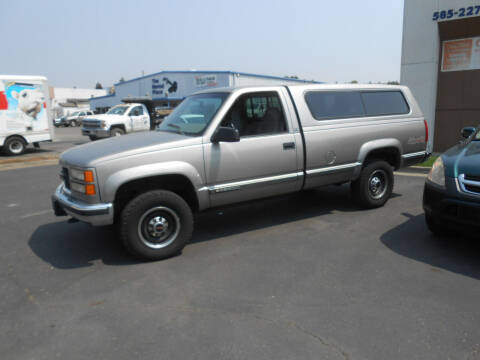 1999 GMC Sierra 2500 Classic for sale at Sutherlands Auto Center in Rohnert Park CA