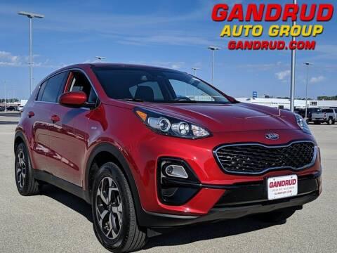 2021 Kia Sportage for sale at Gandrud Dodge in Green Bay WI