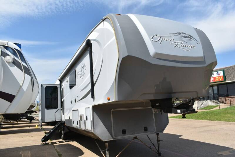 2014 Open Range Roamer 39FB for sale at Buy Here Pay Here RV in Burleson TX