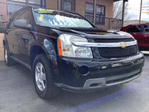 2007 Chevrolet Equinox for sale at Active Auto Sales Inc in Philadelphia PA