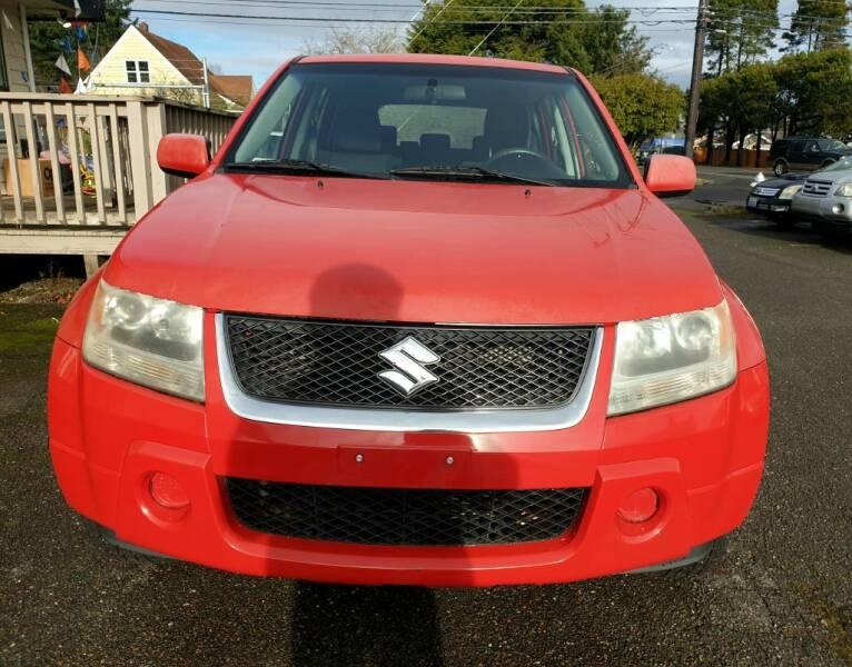 2006 Suzuki Grand Vitara for sale at Life Auto Sales in Tacoma WA