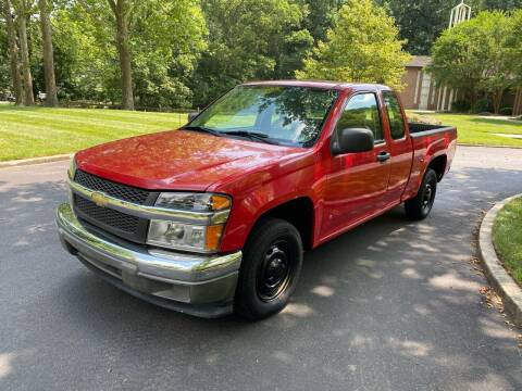 2007 Chevrolet Colorado for sale at Bowie Motor Co in Bowie MD