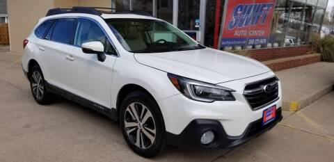 2019 Subaru Outback for sale at Swift Auto Center of North Platte in North Platte NE