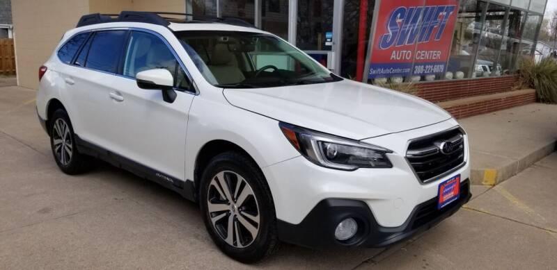 2019 Subaru Outback for sale at Swift Auto Center of North Platte in North Platte NE