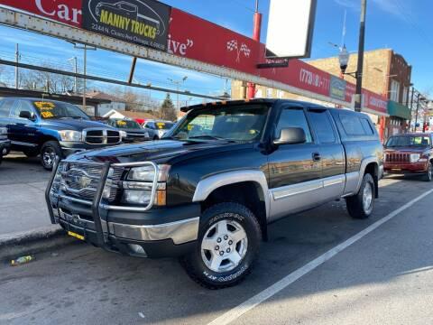 2005 Chevrolet Silverado 1500 for sale at Manny Trucks in Chicago IL