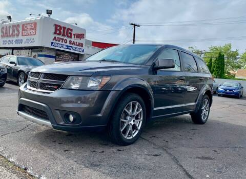 2015 Dodge Journey for sale at Big Three Auto Sales Inc. in Detroit MI