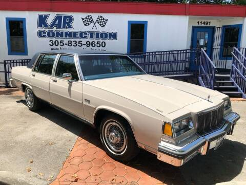 1983 Buick Electra for sale at Kar Connection in Miami FL
