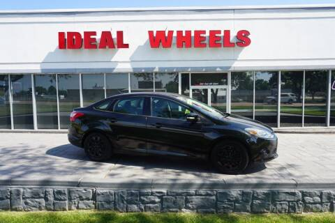 2014 Ford Focus for sale at Ideal Wheels in Sioux City IA