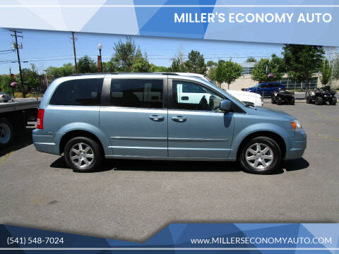 2008 Chrysler Town and Country for sale at Miller's Economy Auto in Redmond OR