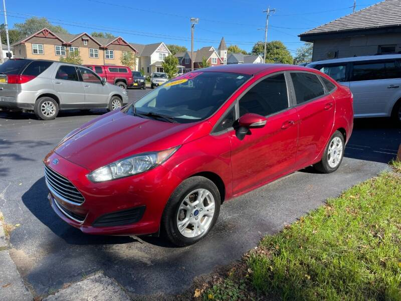 2016 Ford Fiesta for sale at AFFORDABLE AUTO, LLC in Green Bay WI