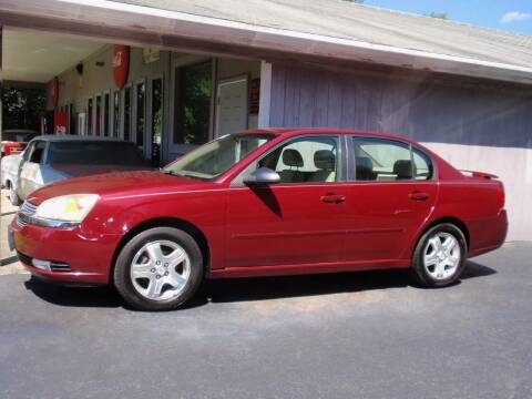 2006 Chevrolet Malibu for sale at CARS II in Brookfield OH