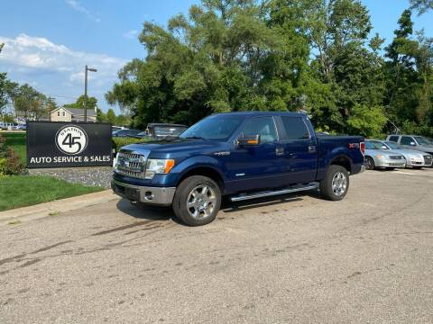 2014 Ford F-150 for sale at Station 45 Auto Sales Inc in Allendale MI
