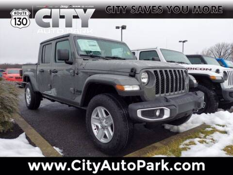 2021 Jeep Gladiator for sale at City Auto Park in Burlington NJ