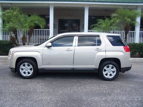 2012 GMC Terrain for sale at Thomas Auto Mart Inc in Dade City FL