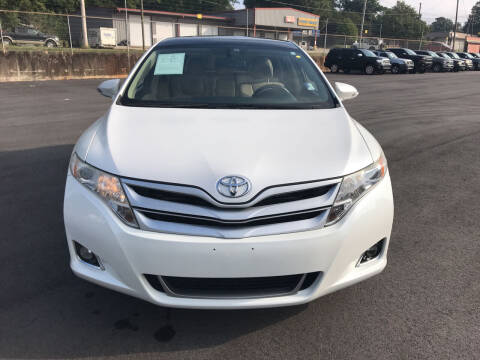 2014 Toyota Venza for sale at Beckham's Used Cars in Milledgeville GA