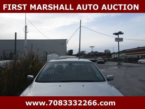 2003 BMW 5 Series for sale at First Marshall Auto Auction in Harvey IL