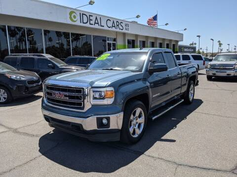 2014 GMC Sierra 1500 for sale at Ideal Cars in Mesa AZ