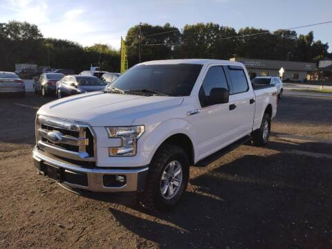 2017 Ford F-150 for sale at Auto Center Elite Vehicles LLC in Spartanburg SC