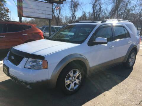 2006 Ford Freestyle for sale at Town and Country Auto Sales in Jefferson City MO
