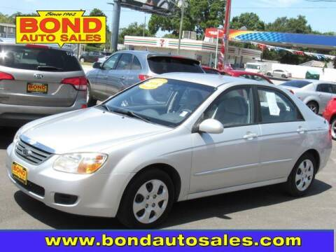 2008 Kia Spectra for sale at Bond Auto Sales in St Petersburg FL