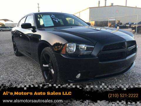 2011 Dodge Charger for sale at Al's Motors Auto Sales LLC in San Antonio TX