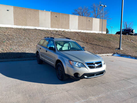2008 Subaru Outback for sale at QUEST MOTORS in Englewood CO