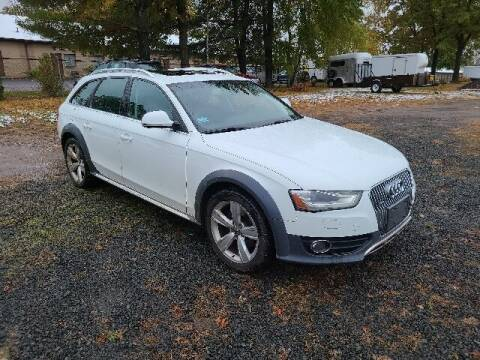 2013 Audi Allroad for sale at BETTER BUYS AUTO INC in East Windsor CT