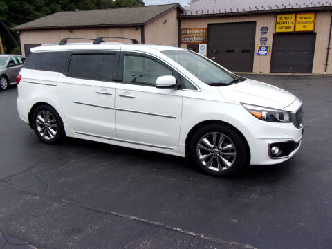 2017 Kia Sedona for sale at Dave Thornton North East Motors in North East PA