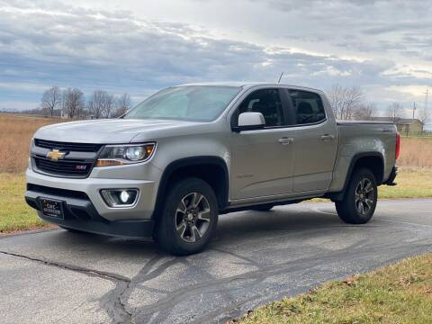 2015 Chevrolet Colorado for sale at CMC AUTOMOTIVE in Roann IN