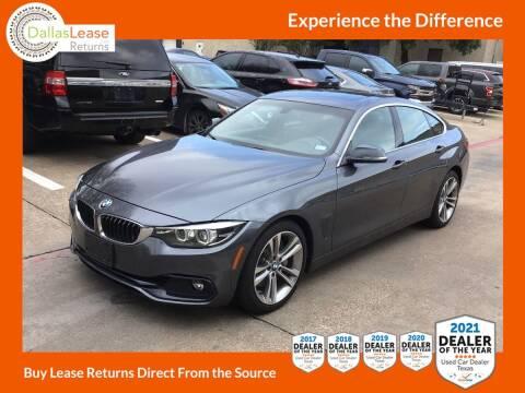 2019 BMW 4 Series for sale at Dallas Auto Finance in Dallas TX