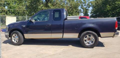 1999 Ford F-150 for sale at On The Road Again Auto Sales in Doraville GA