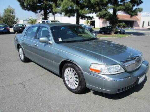 2005 Lincoln Town Car for sale at Wild Rose Motors Ltd. in Anaheim CA