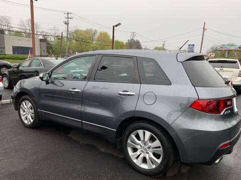 2012 Acura RDX for sale at Primary Motors Inc in Commack NY