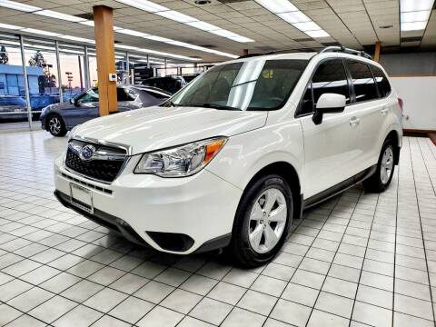 2015 Subaru Forester for sale at PRICE TIME AUTO SALES in Sacramento CA