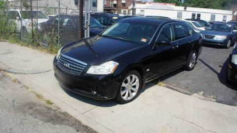 2007 Infiniti M35 for sale at GM Automotive Group in Philadelphia PA