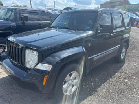 2012 Jeep Liberty for sale at Car VIP Auto Sales in Danbury CT