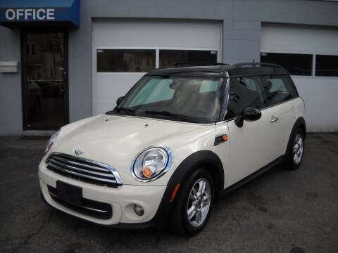 2012 MINI Cooper Clubman for sale at Best Wheels Imports in Johnston RI