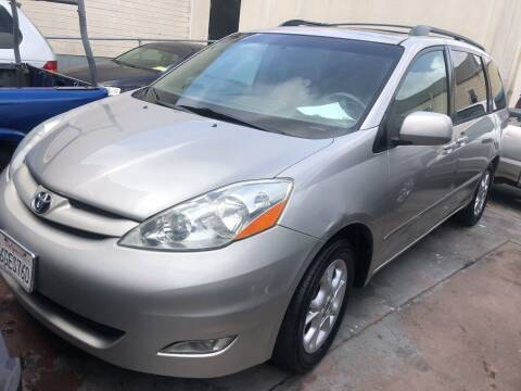 2006 Toyota Sienna for sale at Excelsior Motors , Inc in San Francisco CA