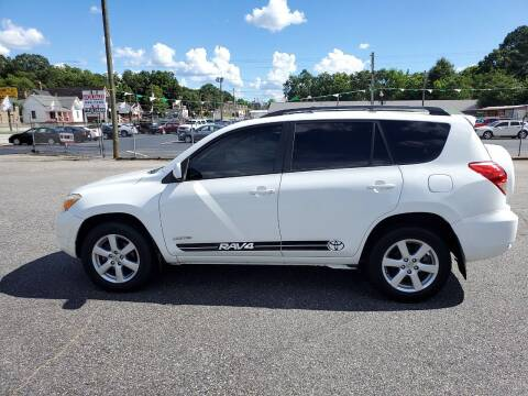 2007 Toyota RAV4 for sale at A-1 Auto Sales in Anderson SC